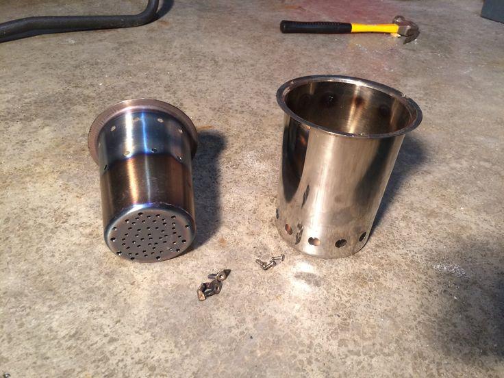 Image result for build wood pellet burner