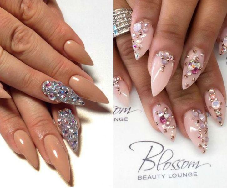 72 Modele Unghii La Moda Anul Acesta Nails Nails și Beauty