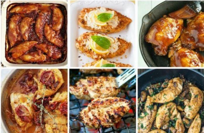 Что делать с куриной грудкой: 10 вкусных идей http://bigl1fe.ru/2017/12/08/chto-delat-s-kurinoj-grudkoj-10-vkusnyh-idej/