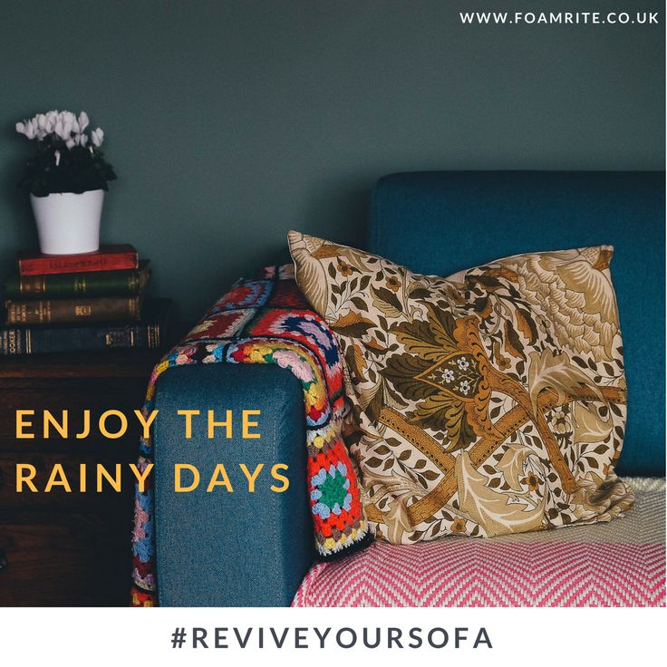 Pass the January blues and ensure your couch is in peak comfort condition for those rainy days. Replace your sofa foam with new, high grade upholstery foam to revive the comfort and bring an added lift to your room.