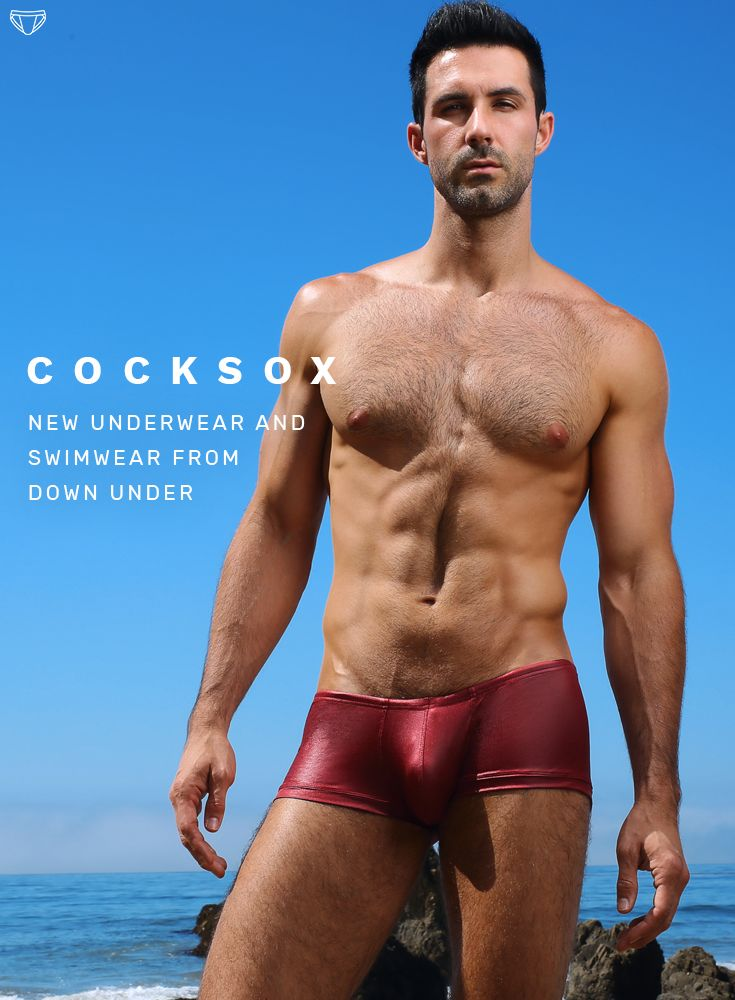 1ba5f2e332 #cocksox #swimwear #swimming #red #australian #hot #guys #model