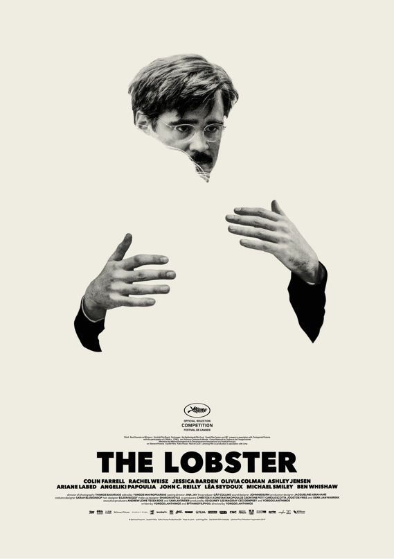 Consider the Lobster: great posters from Vasilis Marmatakis - Creative Review