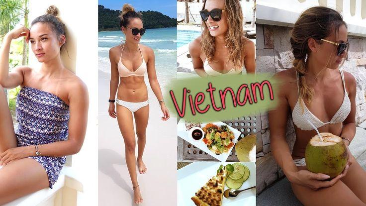 Urlaubsvlog - Traumhotel - Vietnam - Inselleben - Wasserfall - Exotische...
