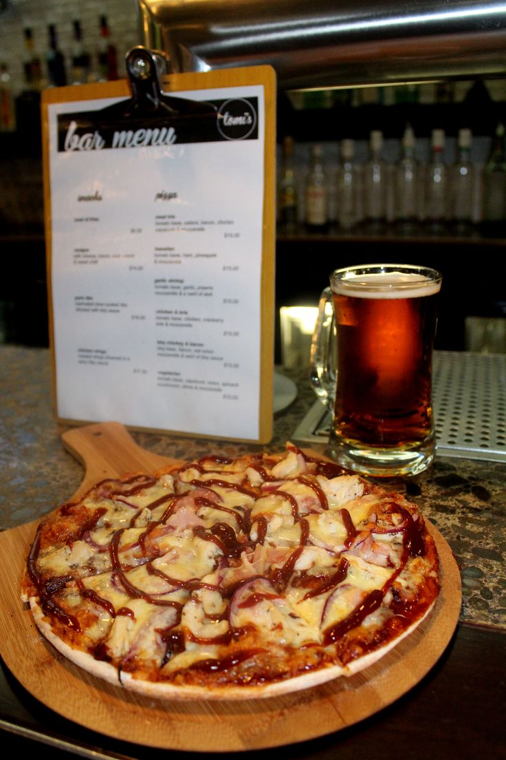 Tomi's, perfect for a delicious snack and a beer, any time.