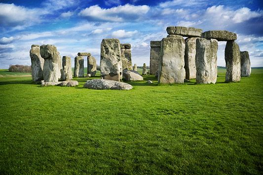 Stonehenge...amazing to think that this is part of my heritage!