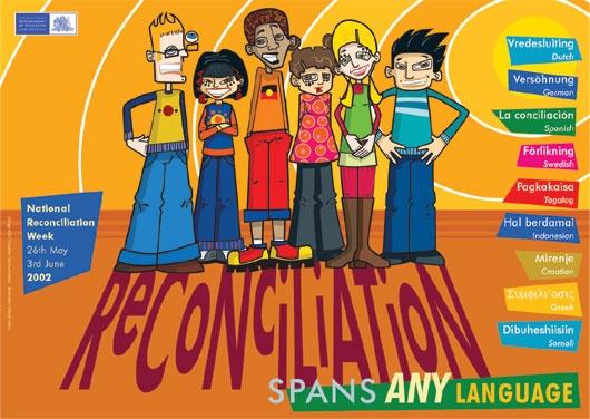 Reconciliation Journey