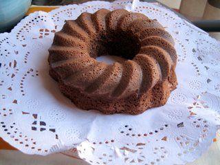 Mis Recetas de Cocina: Bizcocho de chocolate. Dukan.