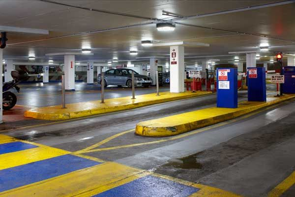 Ashley Centre Car Park | Designplan Lighting
