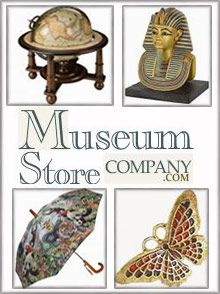 The Museum Store -- museum replicas, art statute sculpture from museum shops