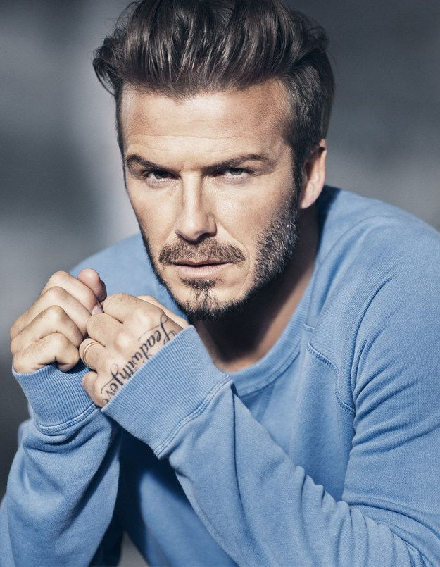 But if, for some reason, you're not into hot dudes in underwear there are other options. | David Beckham's New H