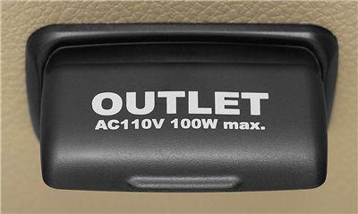 Subaru XV Crosstrek 110 Volt Power Outlet