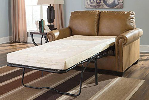 Ashley Furniture Signature Design Lottie Durablend Sleeper Sofa Bed Twin Sized Pull Out Couch
