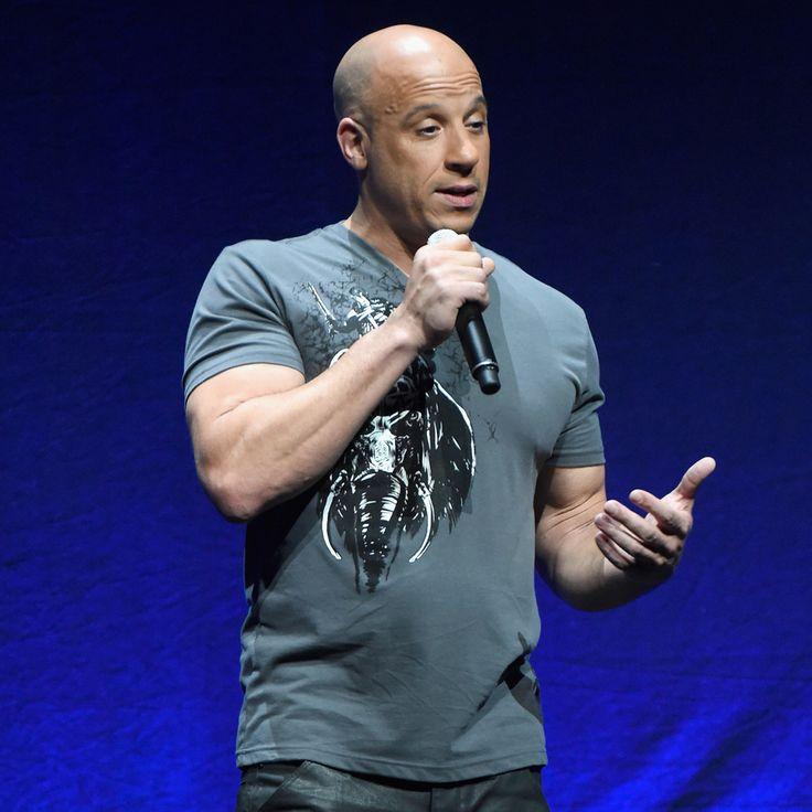Vin Diesel: 'Fast & Furious 8' kommt!
