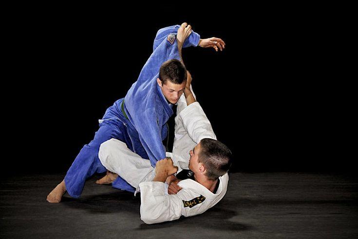 Treino Profissional de Jiu-Jitsu