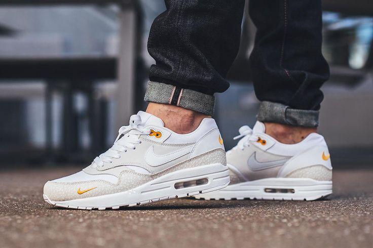 Nike Air Max 1 White Safari