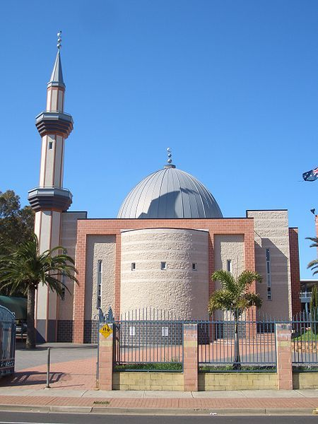 Greenacre Mosque in Sydney, Australia