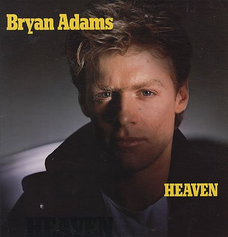 BRYAN ADAMS~Saw him in concert in the 80's