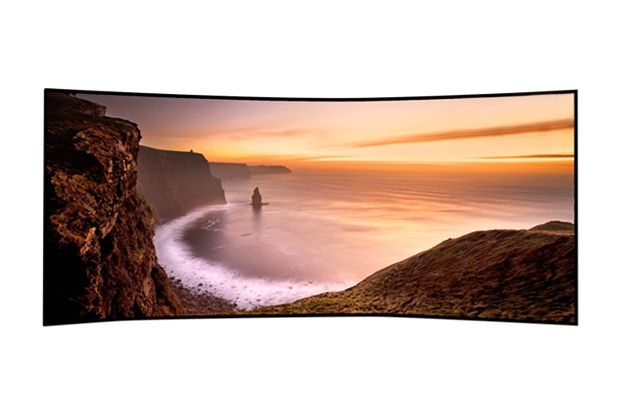 Samsung 105″ Curved UHD TV
