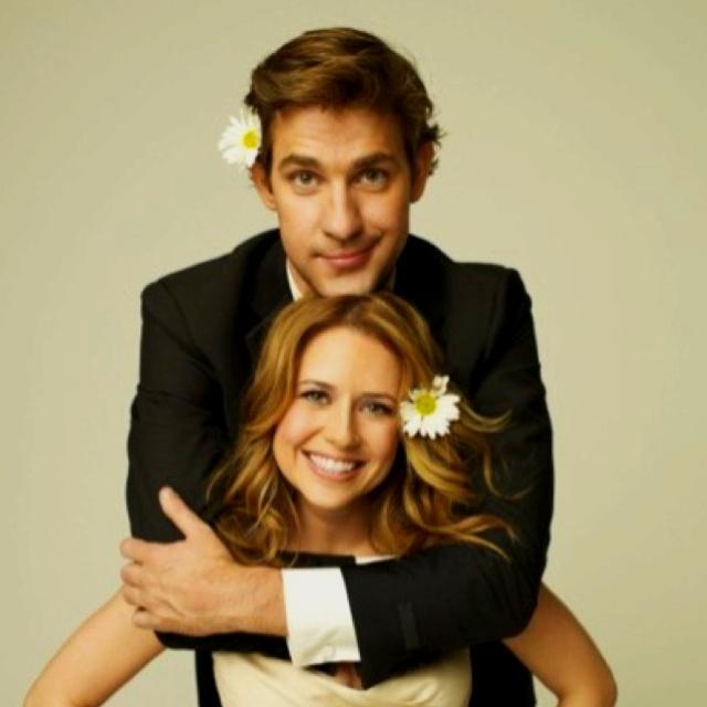 John Krasinski & Jenna Fischer