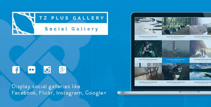 TZ Plus Gallery is a Joomla Extension that displays all your albums from social source Facebook, Flickr, Instagram, Google+ on your site. You can post...