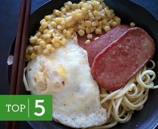 17 best ramen noodle recipes images on pinterest asian food spam ramen forumfinder Images