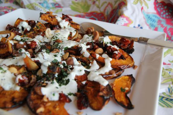 Another great recipe by Yotam Ottolenghi |