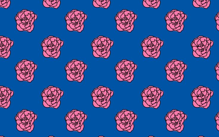 Floral Wallpaper.  #Floral #flower #pattern #doodle #repeat #textile #illustration #doodles #design #graphicdesign #repeatpattern