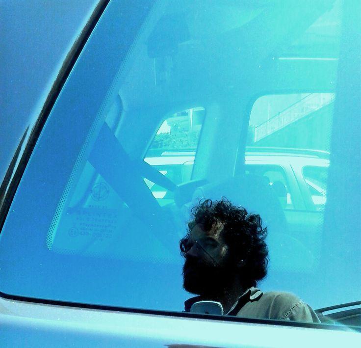 Specchio azzurro
