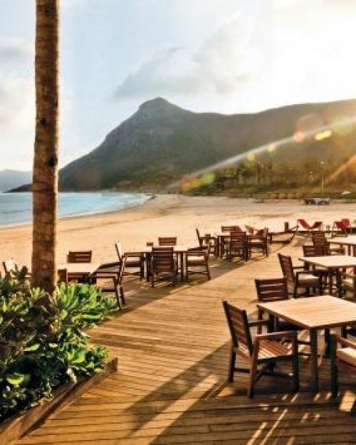 Six Senses Con Dao ( Ba Ria-Vung Tau, Vietnam ) The resort offers impeccable service in a low-key, flip-flop-friendly atmosphere. #Jetsetter    #JSBeachDining