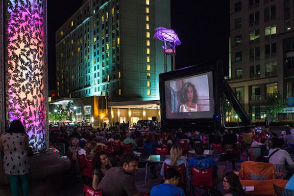 Summer outdoor movies in the Triangle