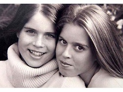#Princess Beatrice #Princess Eugenie #British Royal Family