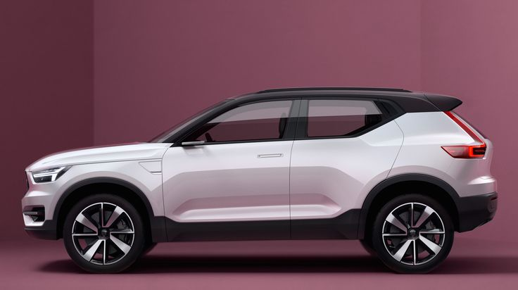 cool Volvo Debuts Two Stunning Concept Compacts