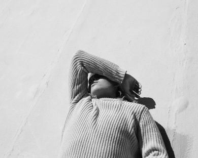 Rusty Winter 16' Collection. #ourkind. Noa Deane. Black and white photography.
