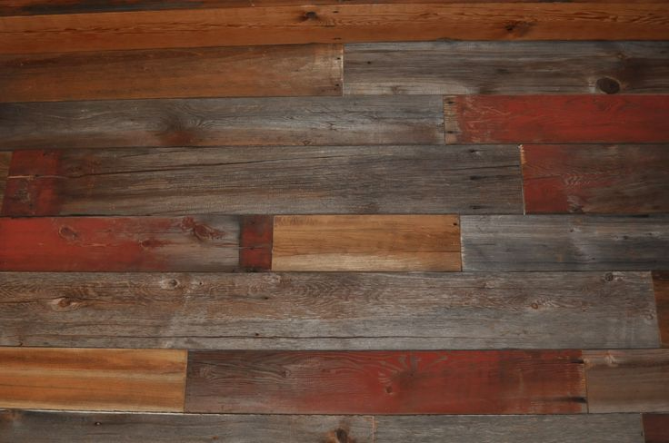 Make A Cool Accent Wall With Michigan Barn Wood Siding