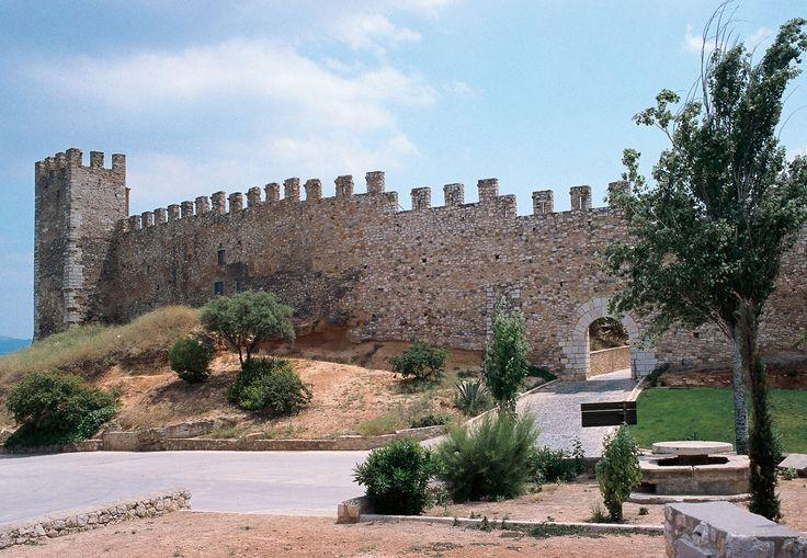 Cambrils castle, Costa Dorada. http://www.costadoradatransfers.com/