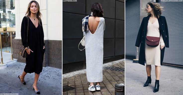 The Best High Street Jumper Dresses | sheerluxe.com