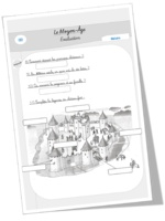 Evaluation sur le Moyen Âge: The Françai