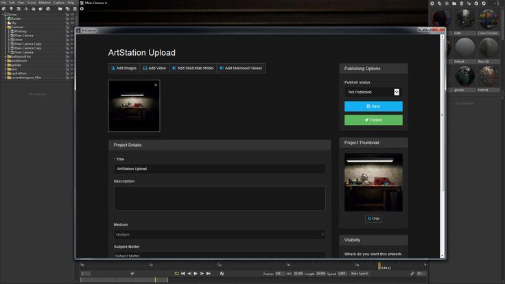 Marmoset Toolbag Scene Importer for Unreal Engine Neat Game - copy ue4 blueprint draw debug