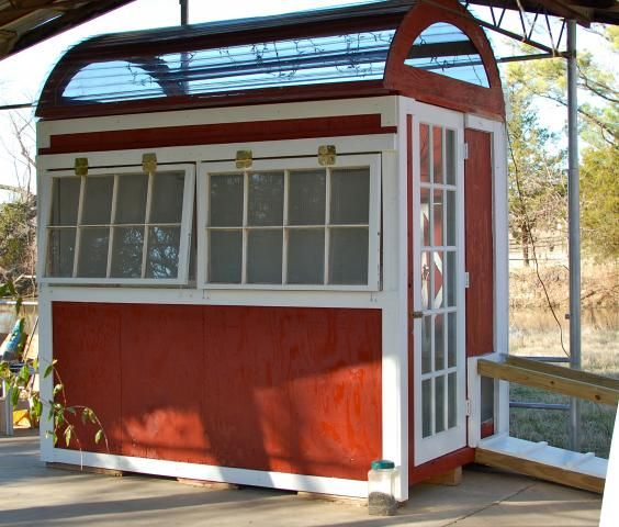 Craigslist Norman Ok >> Our Shipping Crate Coop - finally finished!!! (pic heavy ...