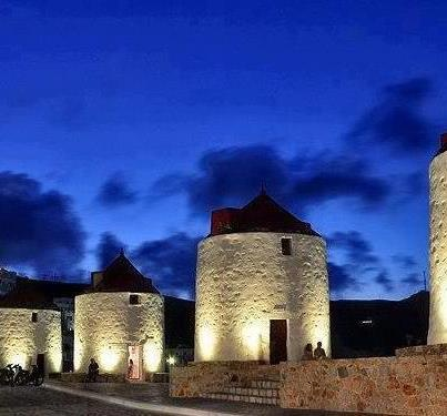 Beautiful mills #Greece