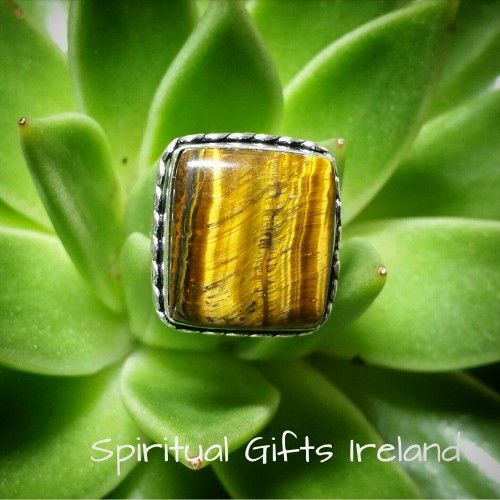 Visit our store at www.spiritualgiftsireland.com  Follow Spiritual Gifts Ireland on www.facebook.com/spiritualgiftsireland www.instagram.com/spiritualgiftsireland www.etsy.com/shop/spiritualgiftireland	 We are also featured on Tumblr  🐯Tiger's are creatures of the ground, independent and secure in themselves.  They are in tune with the natural rhythms of the earth and their own intuition so that they can act fast when needed. 🌄 Tiger's represent strength, courage and determination.  They…