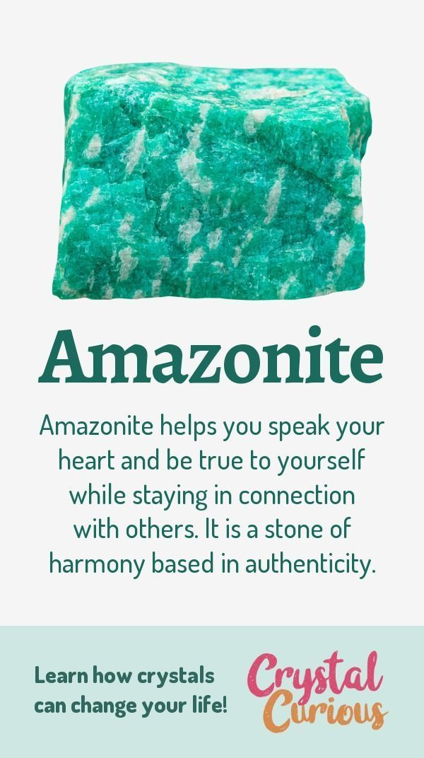 Amazonite Stone Healing Properties With Images Crystal Healing