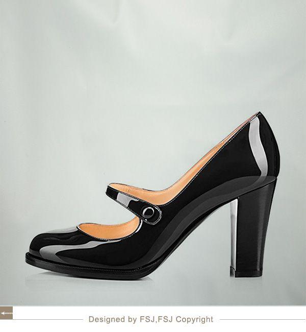VIA UNO High Heels schwarz Party-Look Damen Gr. DE 39 Pumps Leder Damenschuhe