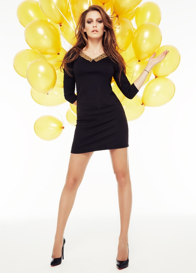 Un Secret Elbise Markafoni'de 99,99 TL yerine 54,99 TL! Satın almak için: http://www.markafoni.com/product/3112394/