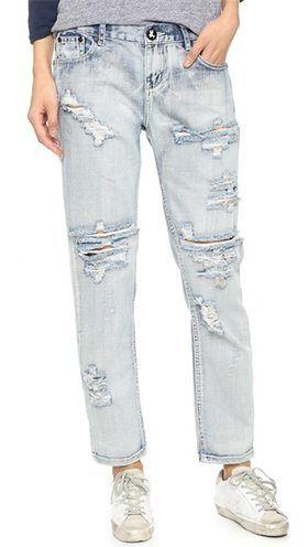 Bleaching Jeans for Womens | #DIY #Fashion