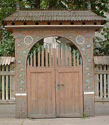 Szekely -- Hungarian Gates