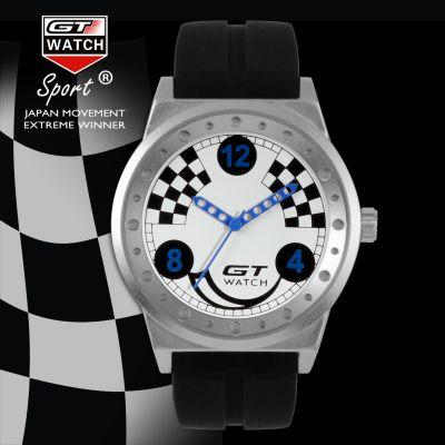 New Fashion Men Sport Watch Luxury Brand GT Watch Silicone Strap Quartz-Watch F1 Watches Male Horloge Clock reloj hombre WOW Visit our store