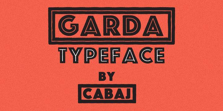 GARDA - http://fontsdiscounts.com/garda/