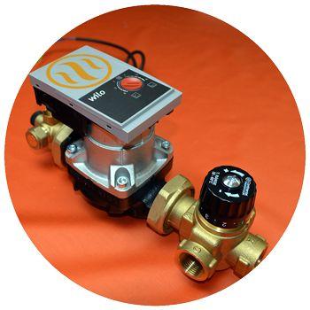 Underfloor heating controls: HeatMax™ Mixer