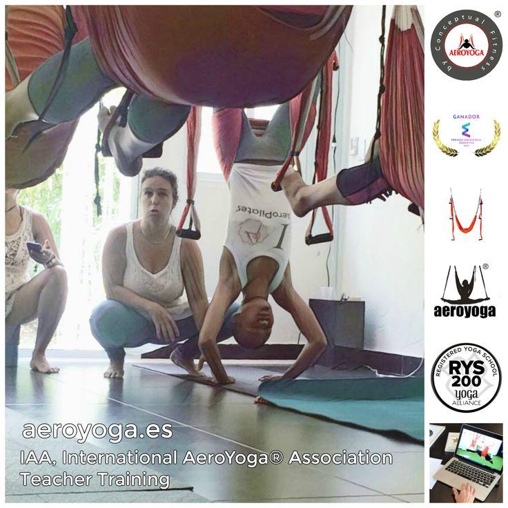 LATINO AMERICA, Panamá Julio 2017, Mexico Agosto 2017! Regresa al DF la Certificación IAA, International AeroYoga® Association #AEROYOGA #AEROPILATES #WELOVEFLYING #yoga #body #acro #fly #tendencias #belleza #moda #ejercicio #exercice #trending #fashion #teachertraining #wellness #bienestar #MEXICO #MEXICODF #AEROYOGAMEXICO #aeroyogastudio #aeroyogaoficial #aeroyogachile #aeropilatesmadrid #aeropilatesbrasil #aeropilatescursos